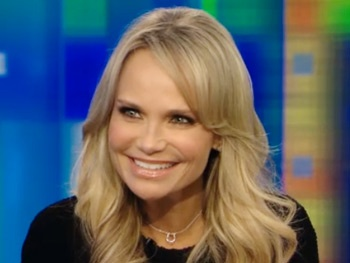 Kristin Chenoweth Talks Lap Dances, Seth MacFarlane's 'Boobs' Song & Dance Moms on Piers Morgan