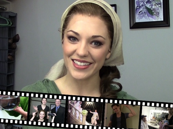 The Princess Diary: Backstage at Cinderella with Laura Osnes, Episode 2: Opening Night! 