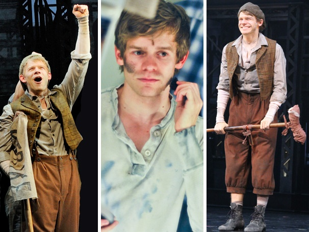 Exclusive! Andrew Keenan-Bolger Looks Back on the 'Highlight' of His Life & the Brotherhood of Newsies