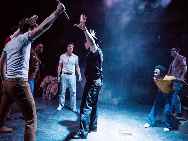 Revolution and Equality Take Shape as Stonewall Drama Hit the Wall Opens Off-Broadway