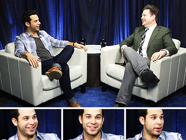 The Aca-Awesome Skylar Astin on Baring His Booty, Hating His Spring Awakening Hair & Dreaming of a Lea Michele Stage Reunion