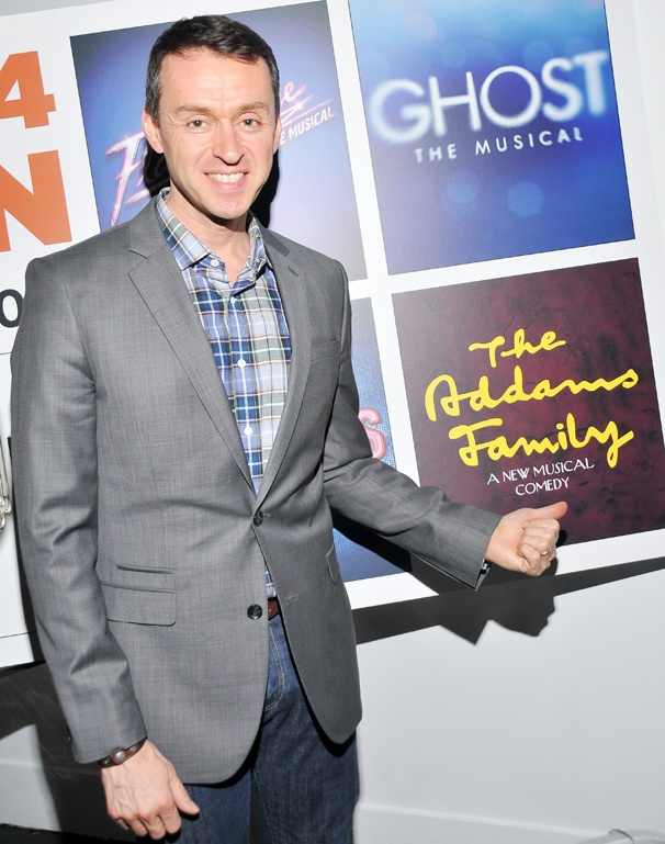 Addams Family Composer Andrew Lippa Celebrates Announcement of Indianapolis' New Broadway Season