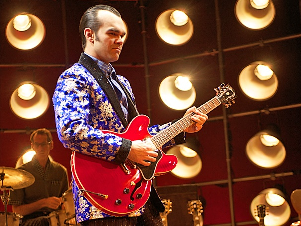 Million Dollar Quartet Rocker James Barry Gives His Tips for Traveling with a Toddler