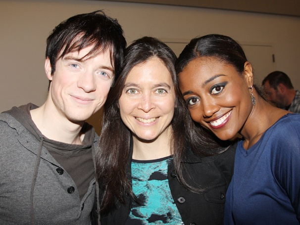 Step into the Center Ring with Matthew James Thomas, Patina Miller & the Cast of Pippin in Rehearsal