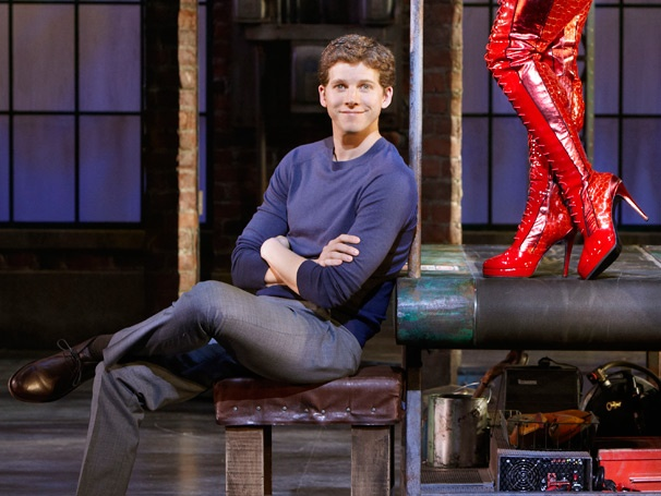 Stark Sands on Working with Pop Star Composers and Why Kinky Boots Is More Than a 'Glitzy Drag Musical' 