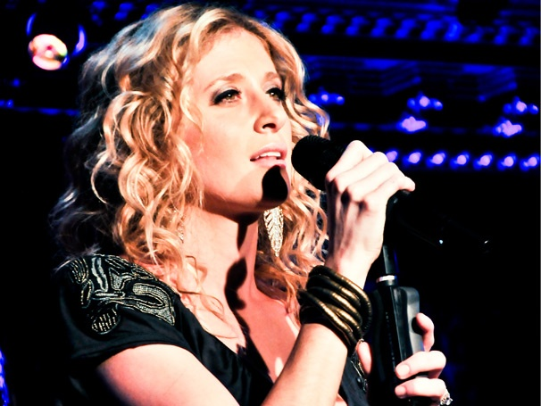 Exclusive! Caissie Levy Offers Fans an Unforgettable Night of Music at 54 Below