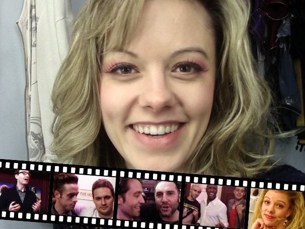 Oh, Sherrie! Backstage at Rock of Ages With Kate Rockwell, Episode 7: Jell-O Shots!