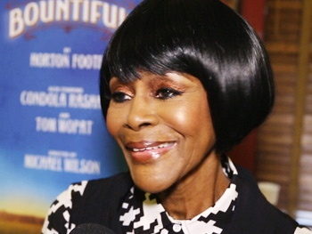 It's All in the Family with Cicely Tyson, Cuba Gooding Jr., Vanessa Williams & the Cast of The Trip to Bountiful