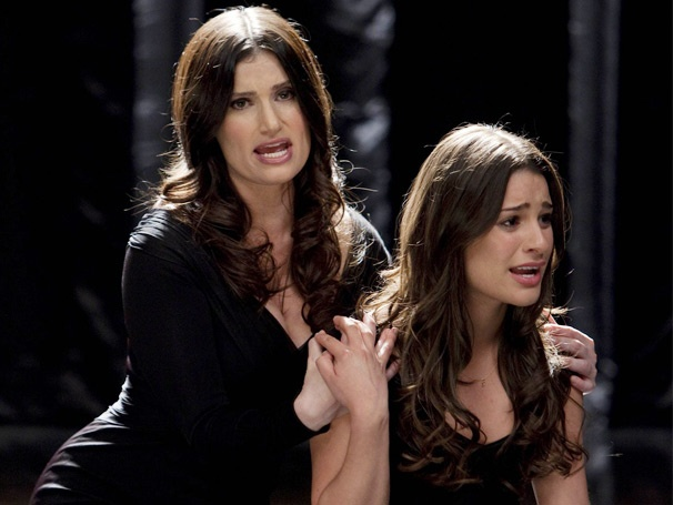 Shelby's Back! Idina Menzel Will Return to Glee in April