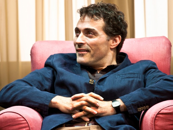 London Stage and Screen Star Rufus Sewell on Pinter's Old Times and the Role He'd Love to Play on Broadway