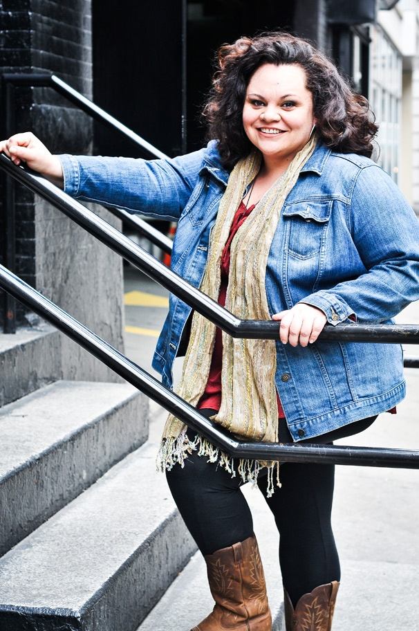 Keala Settle Hands on a Hardbody Showstopper Keala Settle on Growing Up