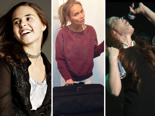 Top 10! Carly Rose Sonenclar Talks Broadway, Kristin Chenoweth Stays Stateside & Sierra Boggess Rocks in the Week's Hottest Features
