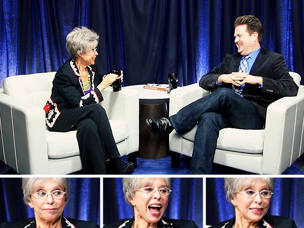 West Side Story Legend Rita Moreno on Falling for Marlon Brando, Chita Versus Rita and Life as an EGOT