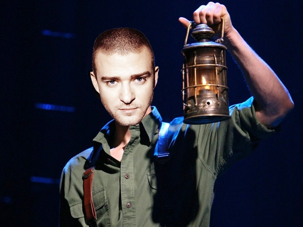Weekend Poll Top Three: Fans Want to See Justin Timberlake Get Wicked on Broadway as Fiyero