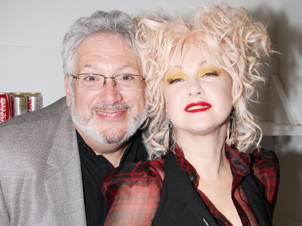 Get a Glimpse of Cyndi Lauper, Harvey Fierstein & the Stars of Kinky Boots at Their 'Times Talk'