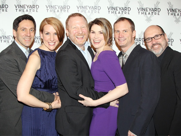 The Stars of [title of show] & Avenue Q Reunite at Vineyard Theatre's 30th Anniversary Benefit Gala