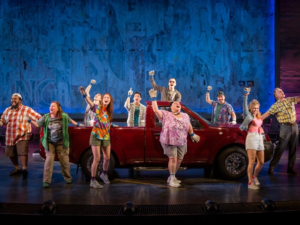 Hands Off the Truck! Hands on a Hardbody Sets Broadway Closing Date