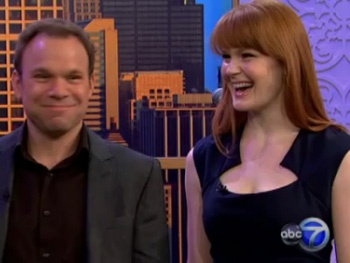 Watch Norbert Leo Butz & Kate Baldwin Preview the Broadway-Bound Musical Big Fish