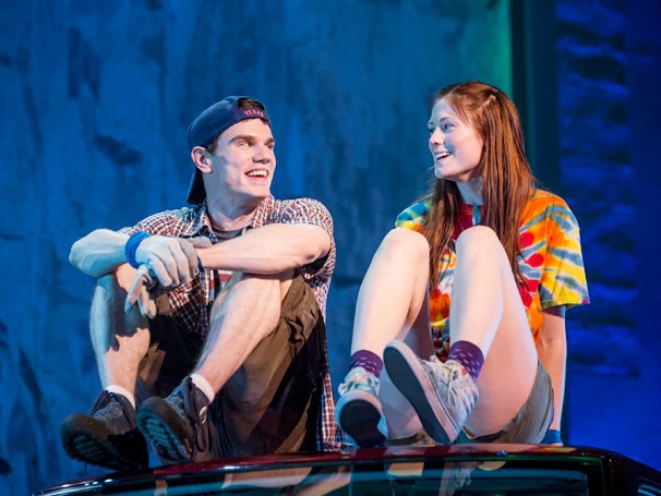 Keep on Trucking! All-American Musical Hands on a Hardbody Opens on Broadway