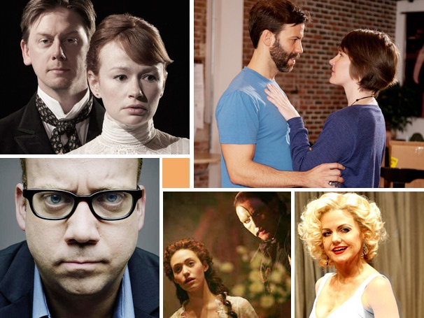 Paul Giamatti Leads Hamlet, Sing Along with Phantom & More Cross Country Highlights
