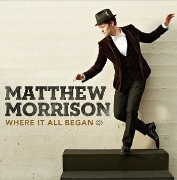 Glee's Matthew Morrison Returns to His Broadway Roots with New Solo Album Where It All Began