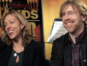 Composers Trey Anastasio & Amanda Green on the 'Soulful, All-American Tunes in Hands on a Hardbody
