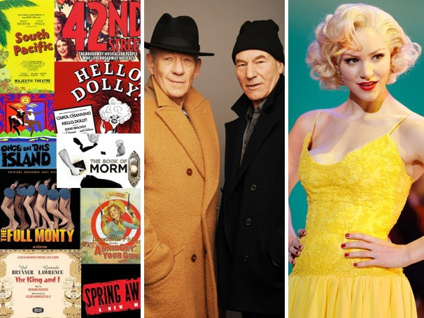 Top 10! March Musical Madness, Ian McKellen & Patrick Stewart's Bromance and a Smash Switch Top the Weeks Most-Read Stories
