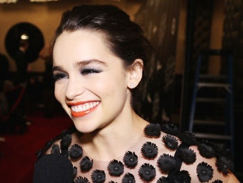 Emilia Clarke and Company Sing the Praises of Holly Golightly on Opening Night for Breakfast at Tiffany's