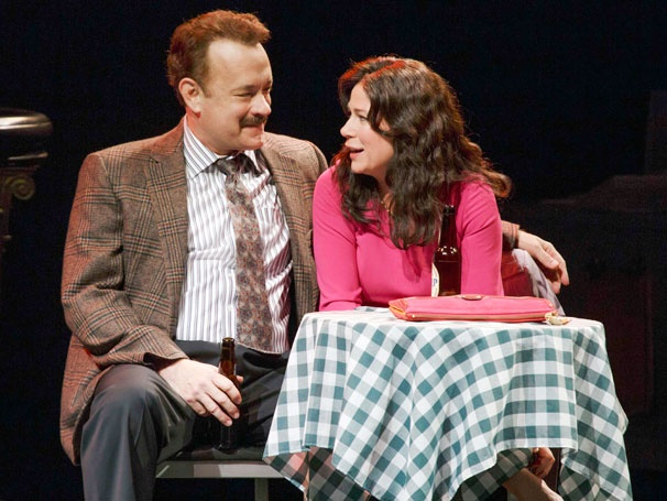 Nora Ephrons World Premiere Drama Lucky Guy, Starring Tom Hanks, Opens on Broadway