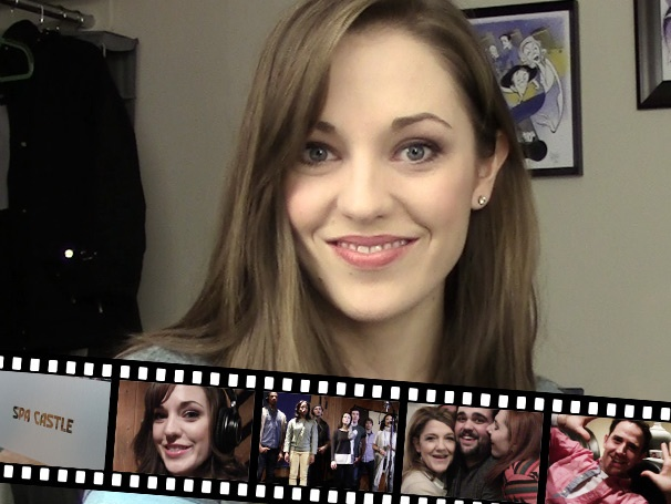 The Princess Diary: Backstage at Cinderella with Laura Osnes, Episode 4: Inside the Cast Recording