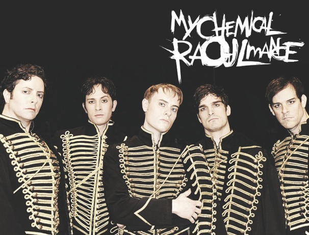My Chemical Raoul-Mance!? Five Raouls Suit Up for Silly Phantom of the Opera Parody Pic