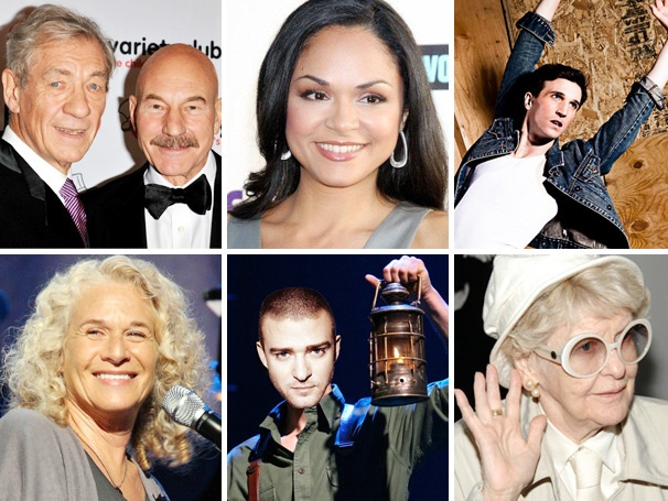 Ian McKellen Is Marrying Patrick Stewart, Karen Olivo Bows Out and More Lessons of the Week