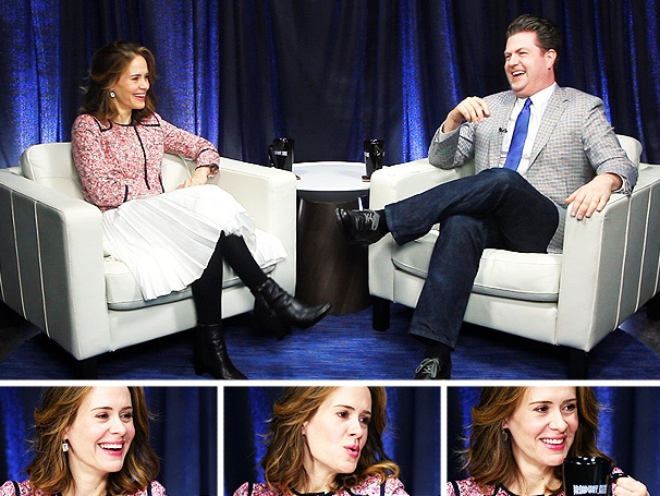 Talley's Folly Star Sarah Paulson on Not Starring in Annie, Not Playing Kristin Chenoweth and Not 'Boffing' Jessica Lange