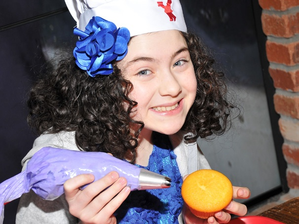 Annie's Lilla Crawford Celebrates a Very Broadway Birthday with Young Stars from Matilda & More