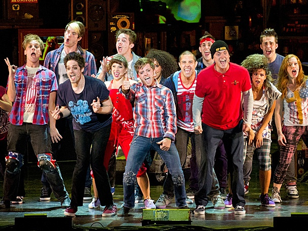 Have the Time of Your Life! Green Days American Idiot Opens in Baltimore