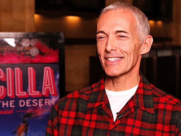 Find Out What Scott Willis Says It Takes to Play Bernadette in Priscilla on Tour