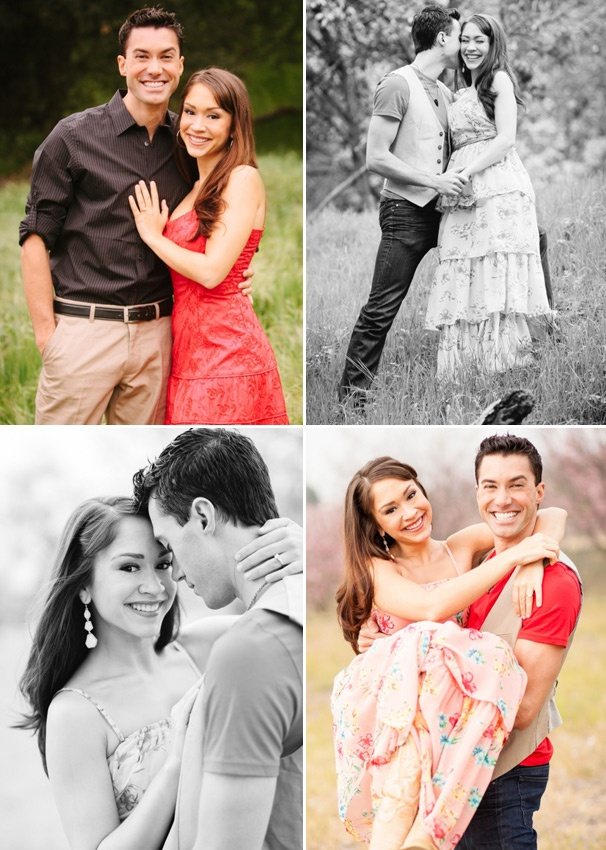Broadway Vets Diana DeGarmo and Ace Young Share Engagement Photos in People