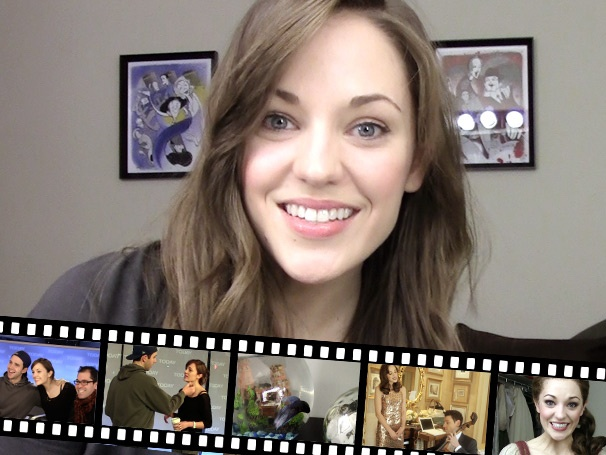 The Princess Diary: Backstage at Cinderella with Laura Osnes, Episode 5: Fish Fun and Fashion Photos