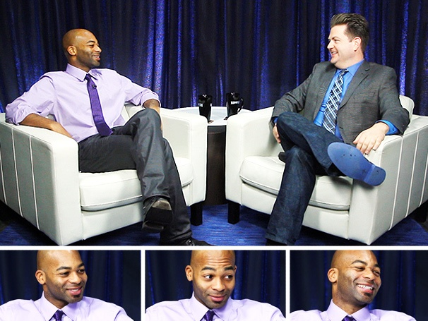 Brandon Victor Dixon on Ballin' with Berry Gordy, Meeting Oprah and Making Motown Sing on Broadway
