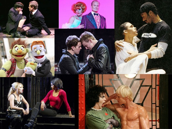 Weekend Poll: Which Same-Sex Broadway Couple's Wedding Would You Love to Attend?