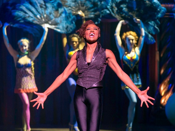 Patina Miller on Hula Hooping, Joining the Circus & Conquering Her Fear of Heights in Pippin