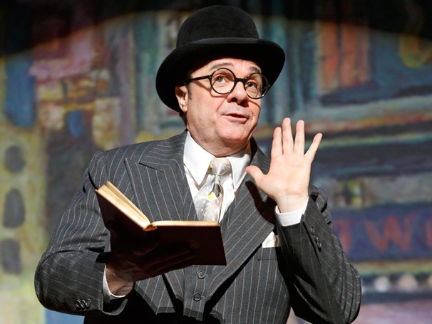 Take a First Look at Nathan Lane & Co. in Broadway's New '30s Burlesque Drama The Nance