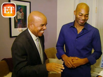 Berry Gordy & Brandon Victor Dixon