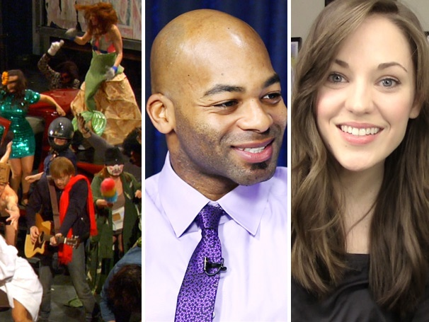 Top Five! A Broadway Harlem Shake, a Motown Star & Three Vloggers Spark the Weeks Most-Watched Videos
