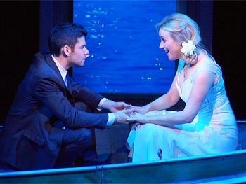 Video First Look! See the Touching Story of The Last Five Years, Starring Adam Kantor & Betsy Wolfe