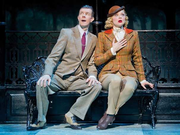 Mary Poppins Vet Gavin Lee on Channeling Fred Astaire in the West End Musical Hit Top Hat