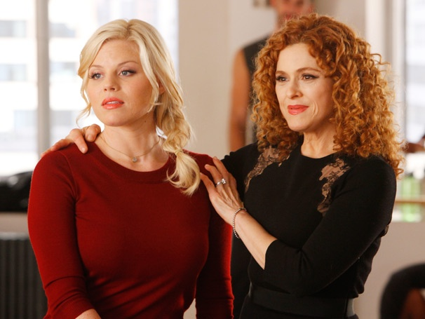 Smash Ratings Watch: Bernadette Peters Returns, Viewers Do Not