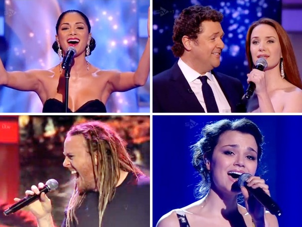 Watch Clips of Sierra Boggess, Nicole Scherzinger, Samantha Barks & More as They Tackle 40 Years of Andrew Lloyd Webber Classics