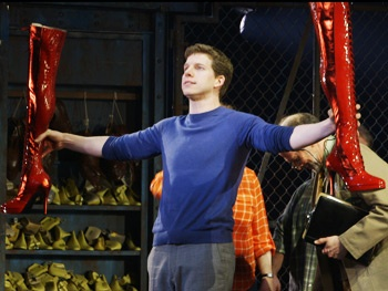 Everybody Say Yeah! Check Out Stark Sands, Billy Porter & the Cast of Kinky Boots in Action