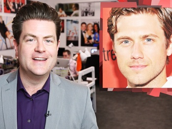 The Broadway.com Show: Aaron Tveit Goes Below! Hunter Foster Wins Twitter! Game of Thrones vs. Mad Men?